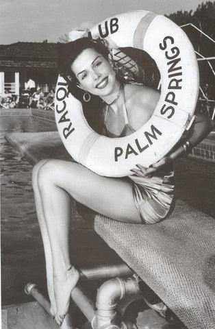 Ann Miller  Palm Springs