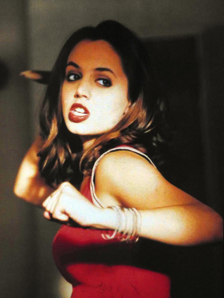 Eliza Dushku Faith  Buffy the Vampire Slayer