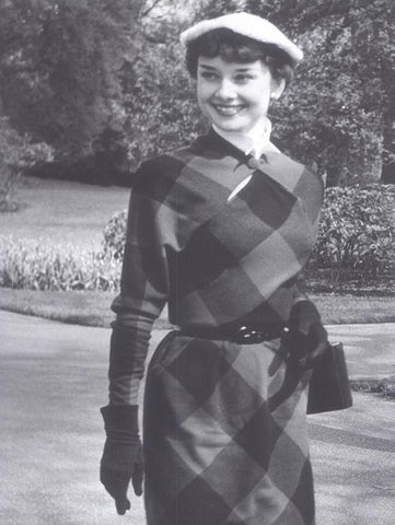 Audrey Hepburn We Take A Girl To Look For Spring, Kew Gardens by Bert Hardy (2)