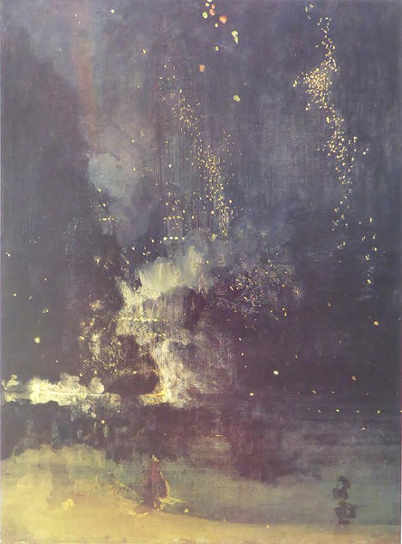 Nocturne in Black and Gold Whistler