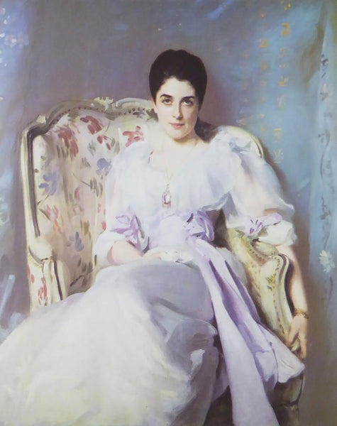 Lady Agnew of Lochnaw   John Singer Sargent
