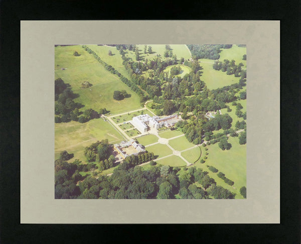 Althorp House & Park, Northamptonshire Framed Picture