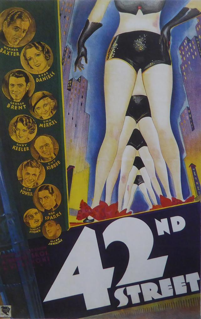 42nd Street (1) Movie Poster