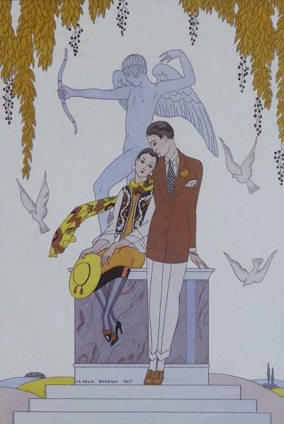 Autumn, 1925 George Barbier B61