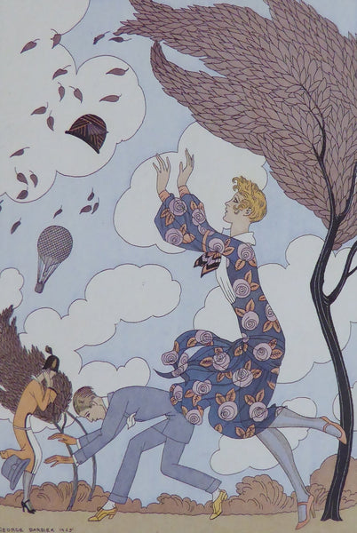 Air, 1925 George Barbier B61
