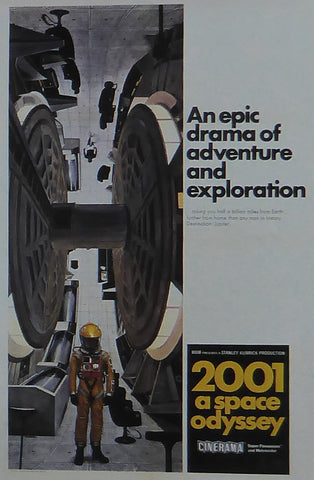 2001 A Space Odyssey (3) US
