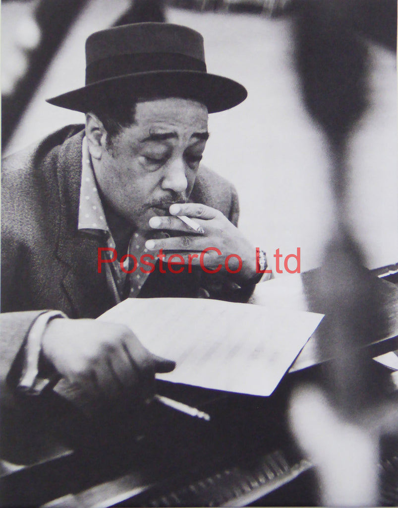 Duke Ellington - Smoking and Reading Music