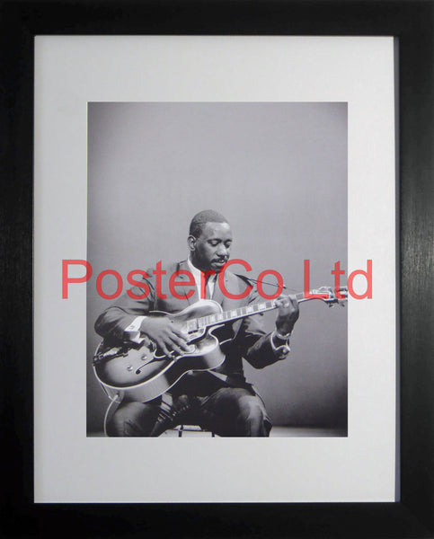 Wes Montgomery - Publicity Shot