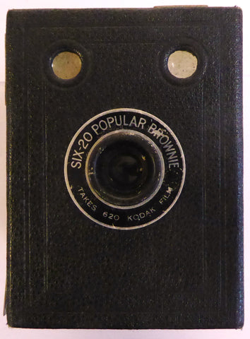 Kodak Eastman: Six 20 Popular Brownie