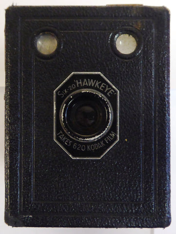 Kodak Eastman: Six 20 Hawk Eye (UK)