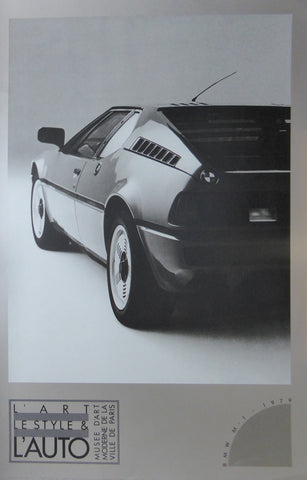 BMW M1 (1979) (Philip Ross Associates Ltd) (Genuine and Vintage)