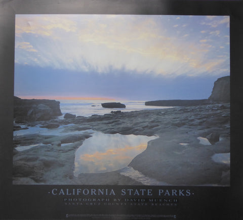 California State Parks David Muench (1989 Mirage) (Genuine and Vintage)