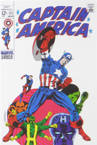 Captain America (Marvel Comics)    Comic Cover Art