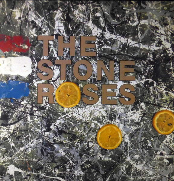 The Stone Roses (Album Cover Art) Framed Print
