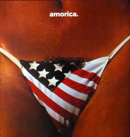 Amorica (Album Cover Art) Framed Print