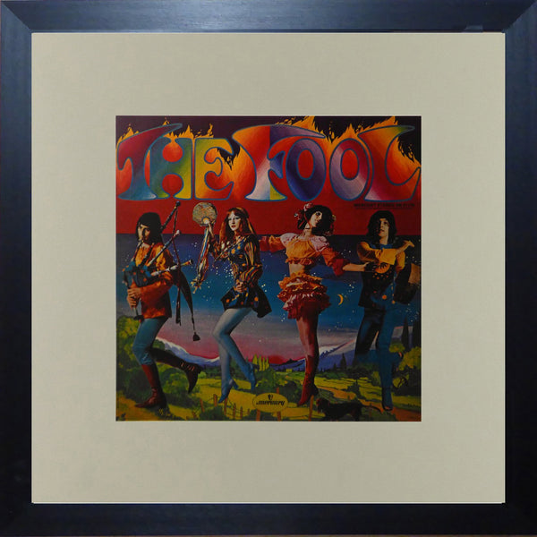The Fool (Album Cover Art) Framed Print