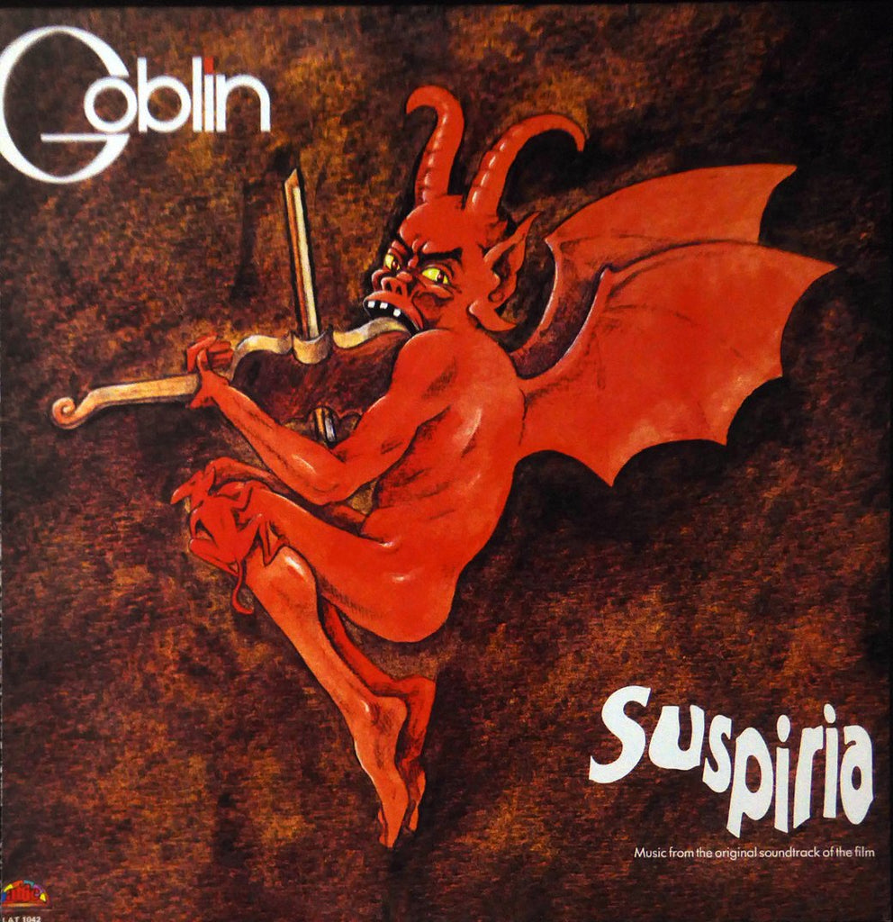 Goblin Suspiria (Album Cover Art) Framed Print