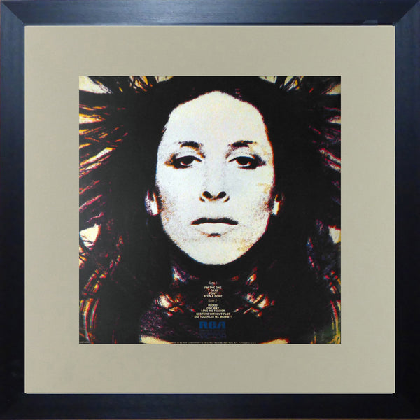 Annette Peacock  I'm the one (2) (Album Cover Art) Framed Print
