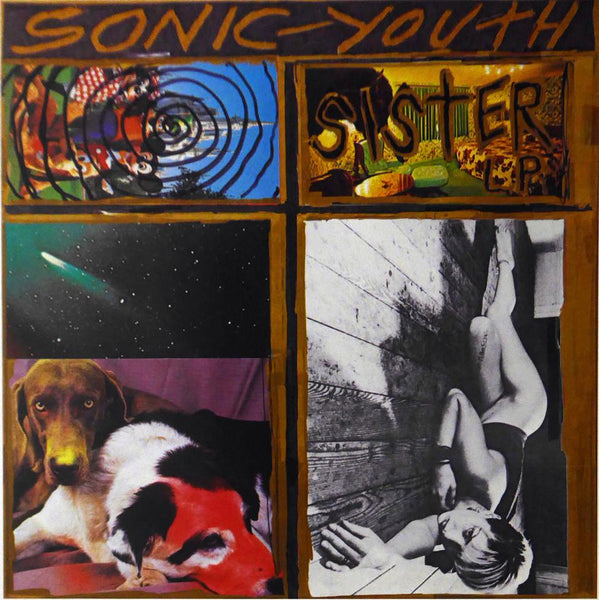 Sonic Youth Sister (Album Cover Art) Framed Print