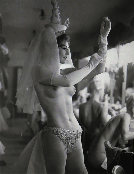 Vegas Showgirl Unknowns 1960's