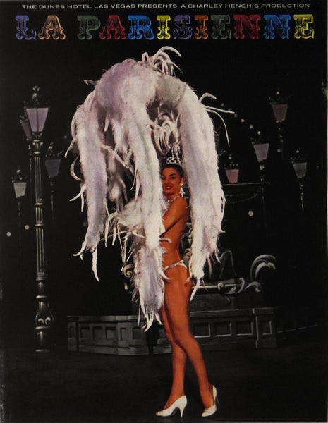 Vegas Showgirl Unknowns 1960's (1)