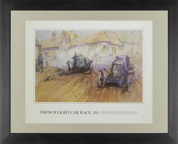French light Car race 1911