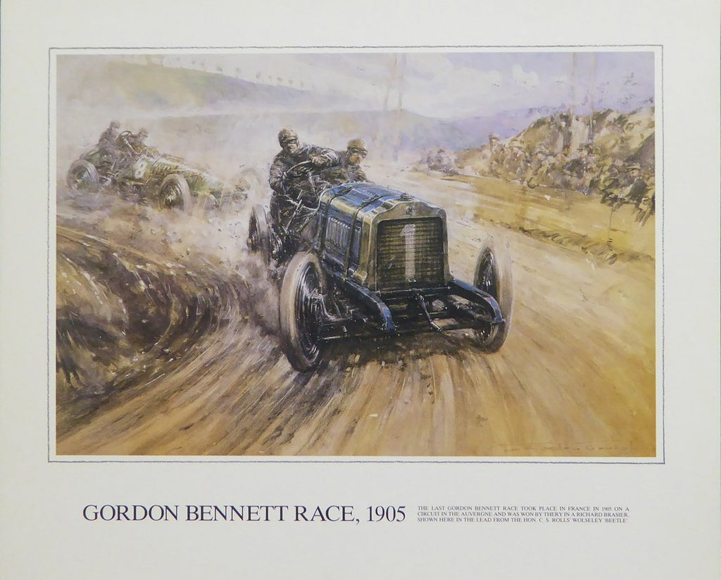 Gordon Bennett Race 1905