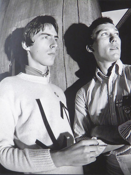 Paul Weller & band member
