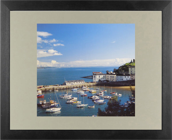 Tenby, Dyfed (Harbour Scene) F21