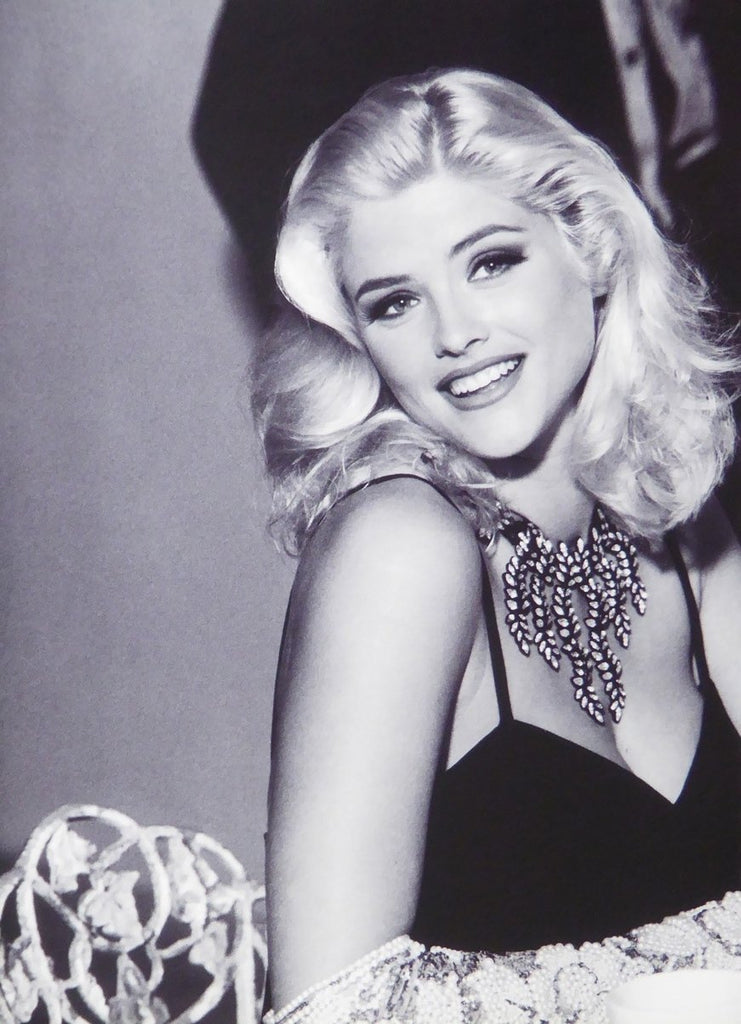Anna Nicole Smith   Guess Jeans Campaign (1)