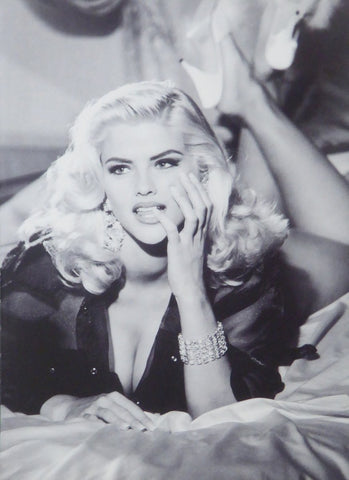 Anna Nicole Smith   Guess Jeans Campaign (3)