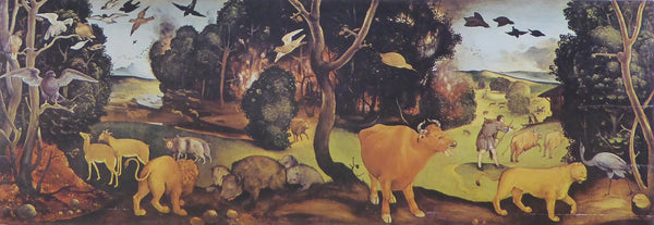 A Forest Fire Piero di Cosimo