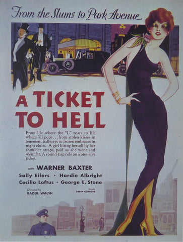 A Ticket to Hell Warner Baxter