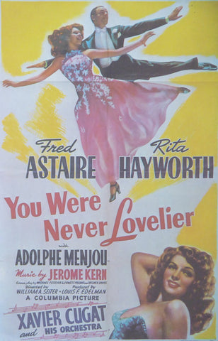 You Were Never Lovelier Fred Astaire