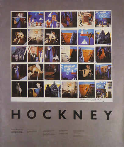 30 small picture David Hockney