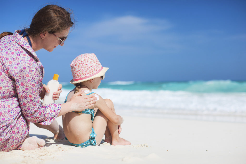 Keeping sun-safe with eczema