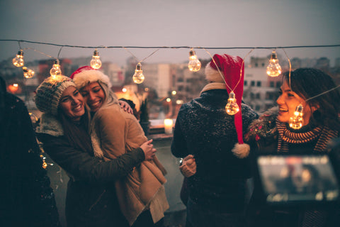 7 tips for your friends and family on how to help you get through the holidays flare-free