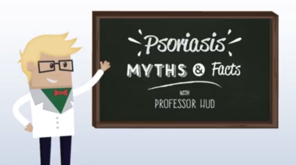 VIDEO: Is psoriasis contagious? Watch to find out