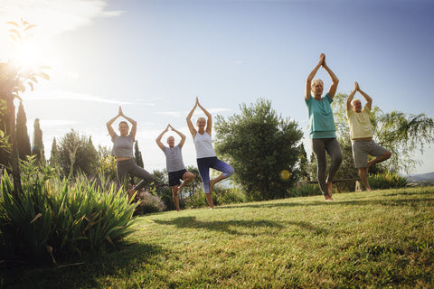Eczema and Yoga: A cure for mind and body