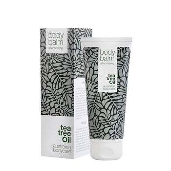 Australian Bodycare Body Balm for after shaving, reduces ingrown hairs - 200ml