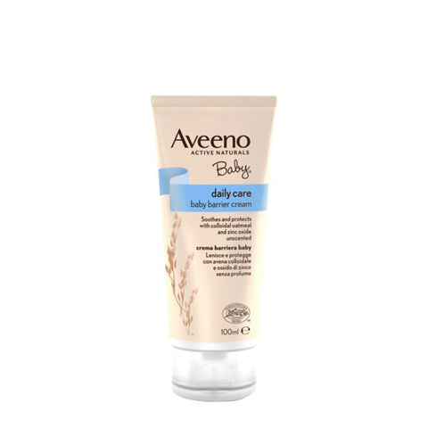 Aveeno Baby Daily Barrier Cream for Eczema and Dry Skin - 100ml