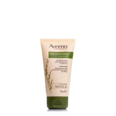 Aveeno Hand Cream Daily Moisturising for Dry skin & Psoriasis - 75ml