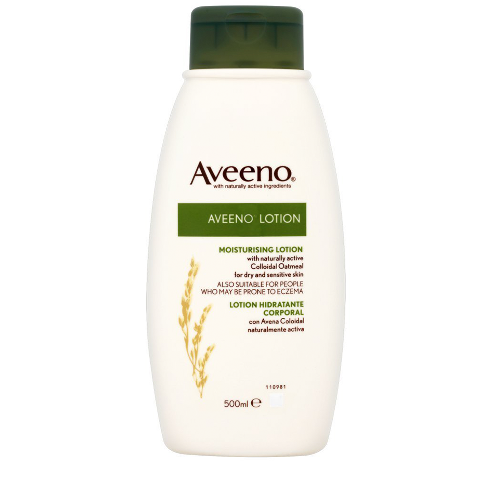 Aveeno Lotion for dry and sensitive skin - 500ml
