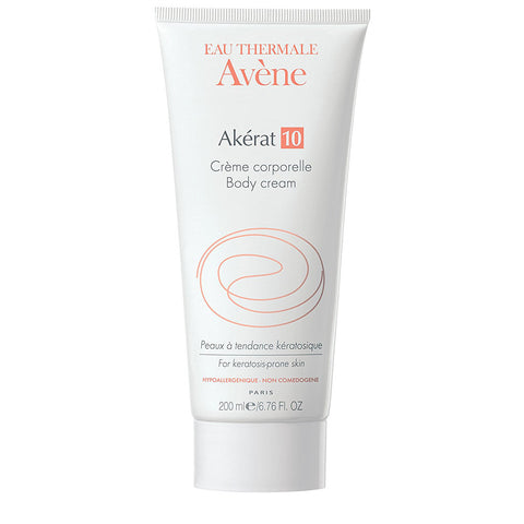 Avène Akèrat 10 Body Care Cream for dry skin - 200ml