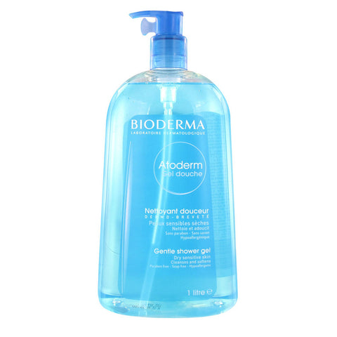 Bioderma Atoderm Gel douche for dry and sensitive skin - 1000ml, 200ml