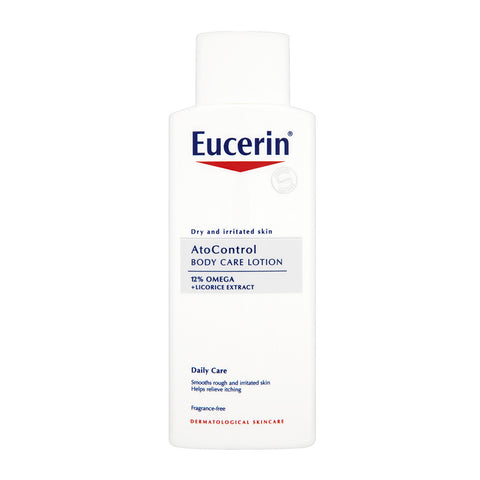 Eucerin AtoControl Body Care Lotion for rough, irritated and itchy skin - 250ml