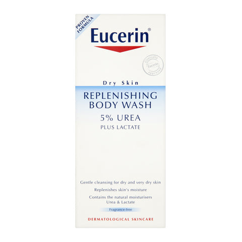 Eucerin Replenishing Body Wash 5% Urea for dry to very dry skin - 200ml