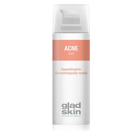 Gladskin Acne Gel clears acne-forming bacteria - 30ml, 15ml