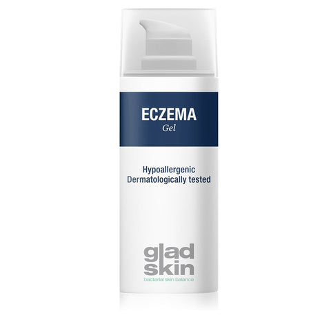 Gladskin Eczema Gel for Itchy, Red, Eczema-Prone Skin - 30ml
