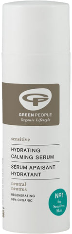 Green People Neutral Hydrating Calming Serum for Psoriasis - 50ml